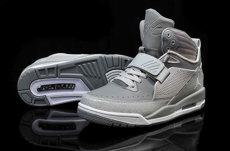 Air Jordan Flight 97 All Grey