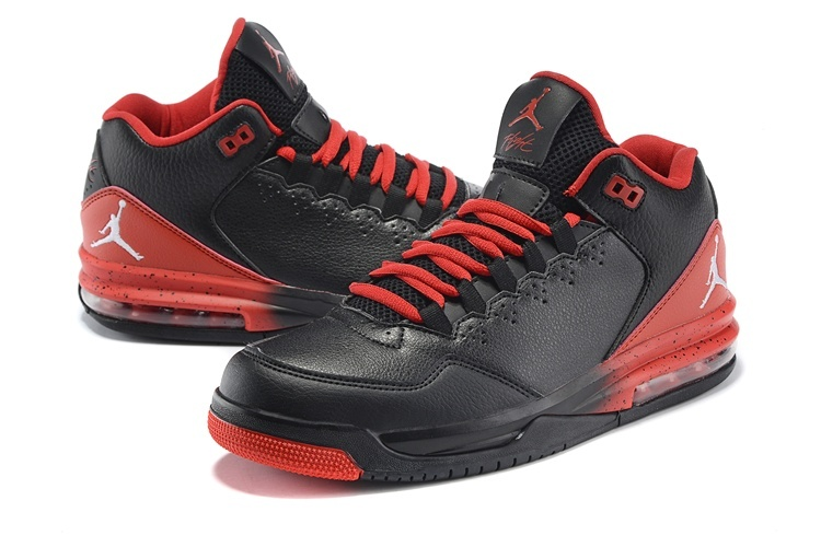 Air Jordan Flight Original Black Red Jumpman