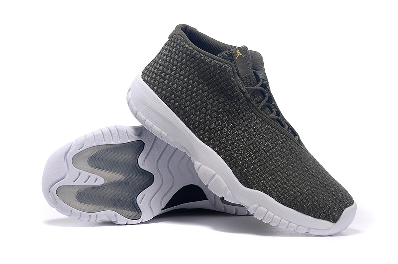 Air Jordan Future Shoes Army Green White