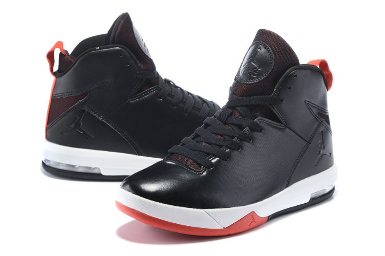 2015 Black White Red Air Jordan Shoes Trend