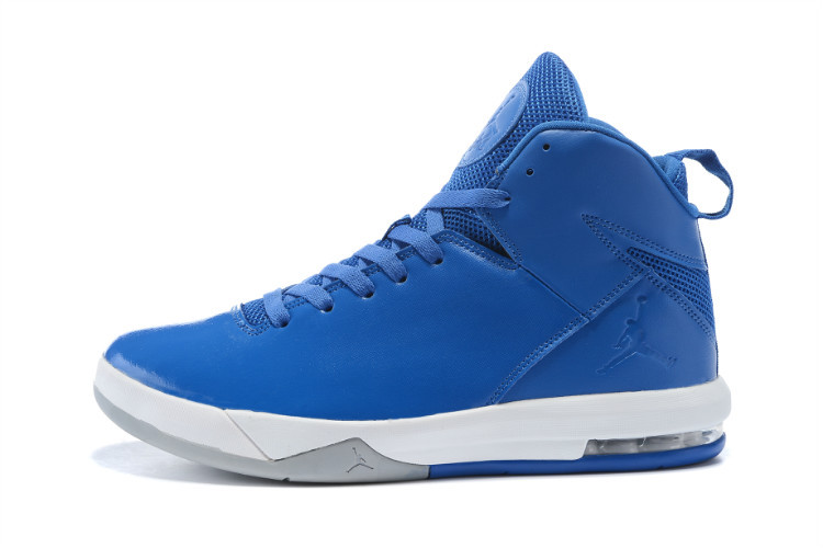2015 Blue White Air Jordan Shoes Trend Shoes