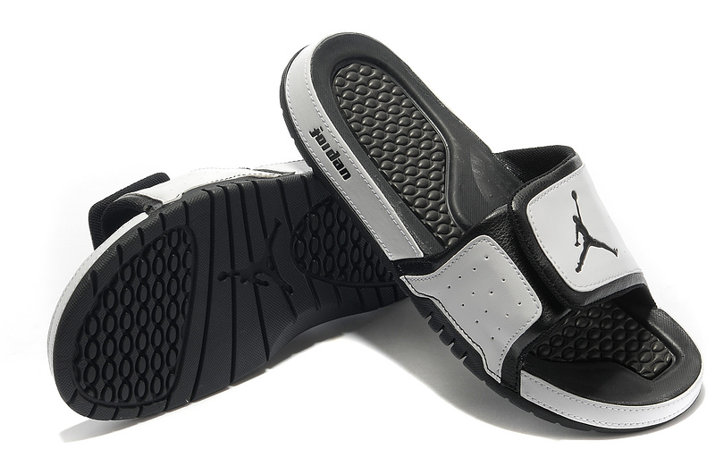 Air Jordan Hydro 2 Grey Black Sandal