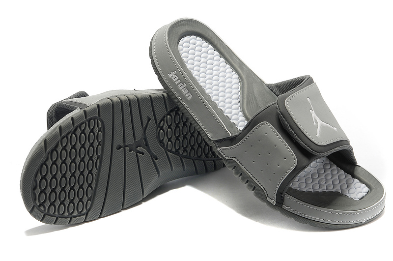 Air Jordan Hydro 2 Grey Sandal