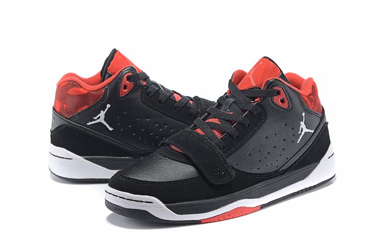 2015 Air Jordan Phase 23 Classic Shoes Black Red