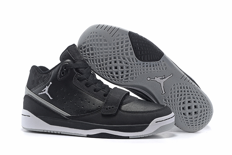 2015 Air Jordan Phase 23 Classic Shoes Black