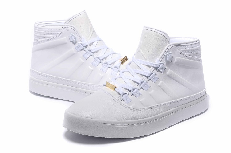 2015 Air Jordan Westbrook 0 1 Shoes All White