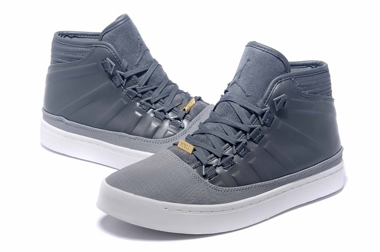 2015 Air Jordan Westbrook 0 1 Shoes Grey