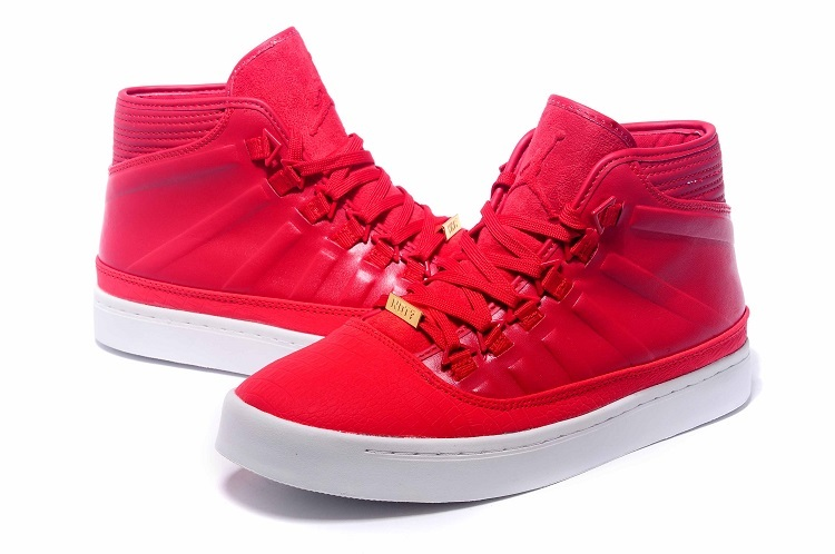 2015 Air Jordan Westbrook 0 1 Shoes Red White