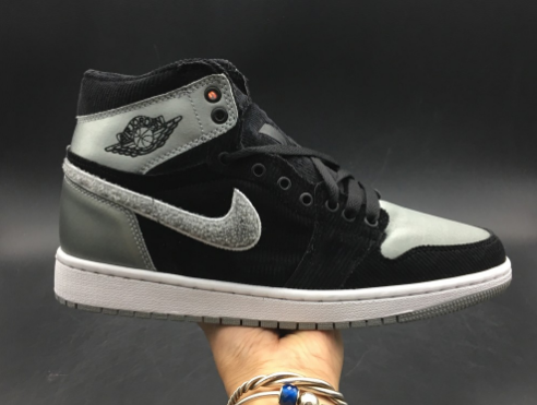 Air Jordan 1 High Aleali May Shadow Satin Shoes