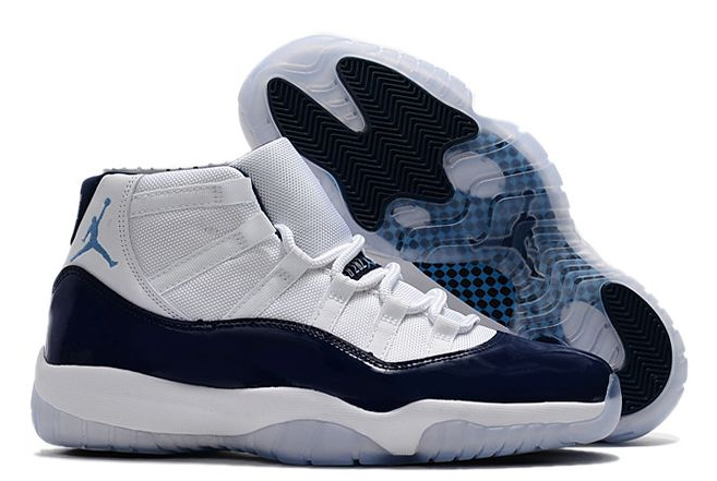 "Air Jordan 11 (XI) ""Midnight Navy"" Black Friday Shoes"