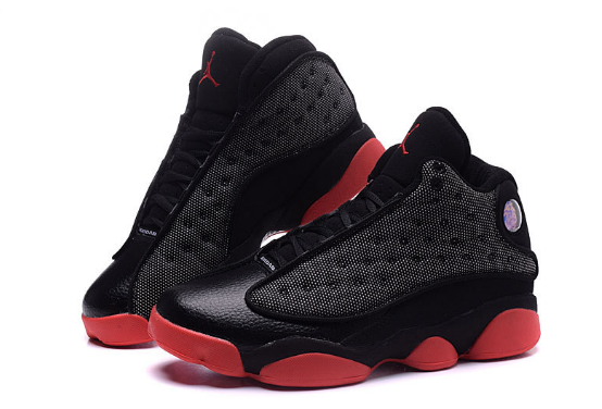 Air Jordan 13 Bred 3M Black Infrared 23