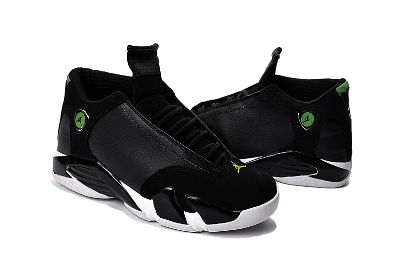 ... air jordan retro 14 mint green gold ...