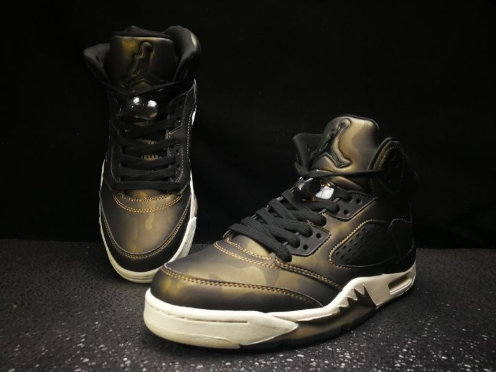 Air Jordan 5 Premium Heiress Metallic Field