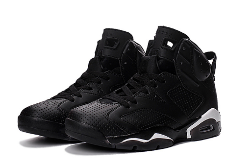 Air Jordan 6 Retro Black Cat All Black