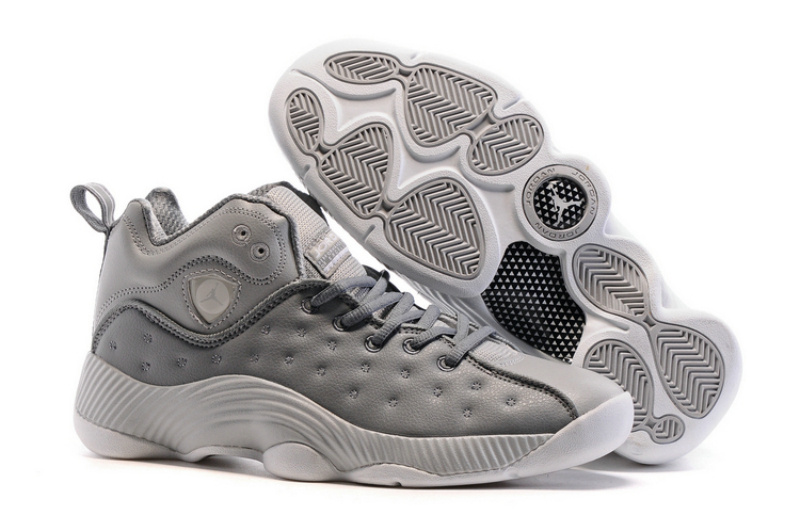 Air Jordan Jumpman Team II19 Grey Shoes On Sale