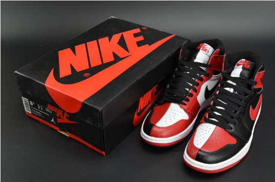 "Air Jordan Retro 1 High OG ""Homage To Home"" Shoes"