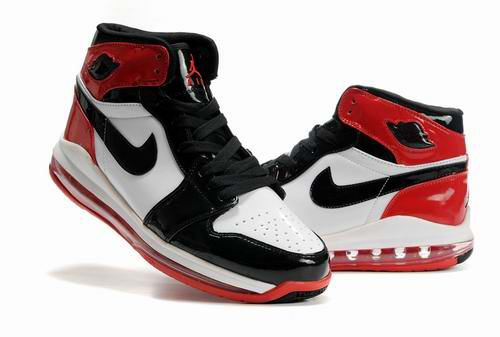 2012 Air Jordan Retro 1 Diamond Black White Red