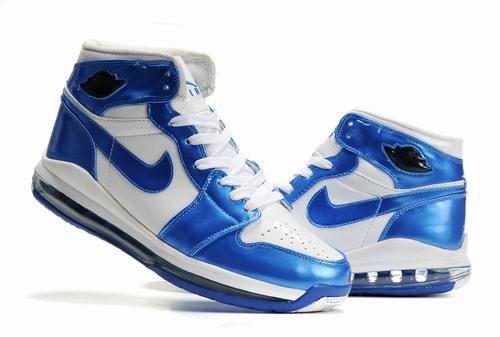2012 Air Jordan Retro 1 Diamond Blue White