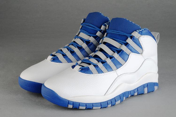 Air Jordan Retro Blue Shoes