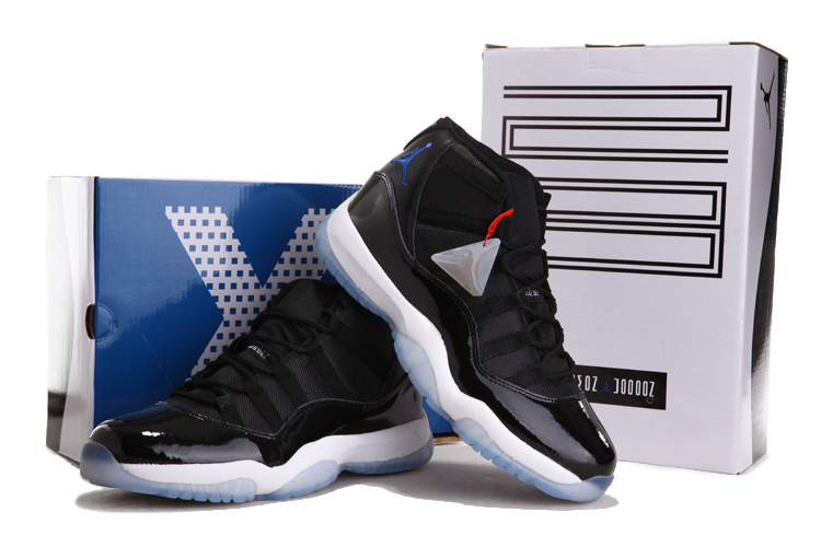 2012 Air Jordan 11 Chalcedony Black White Shoes