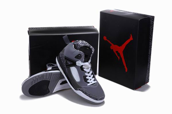 Popular Air Jordan 3.5 Reissue Grey Black White Shoes