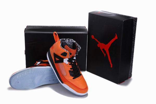 Popular Air Jordan 3.5 Reissue Orange White Black Shoes