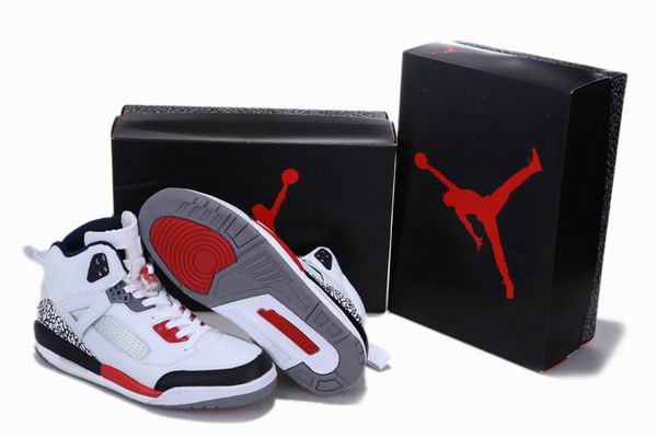 Popular Air Jordan 3.5 Reissue White Black Red Shoes
