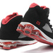 Comfortable Air Jordan 5 Cushion Black Red