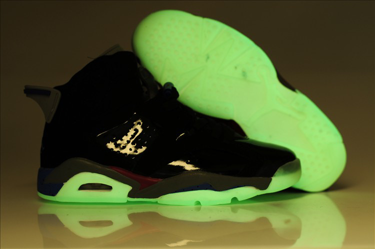 Popular Air Jordan 6 Midnight Black