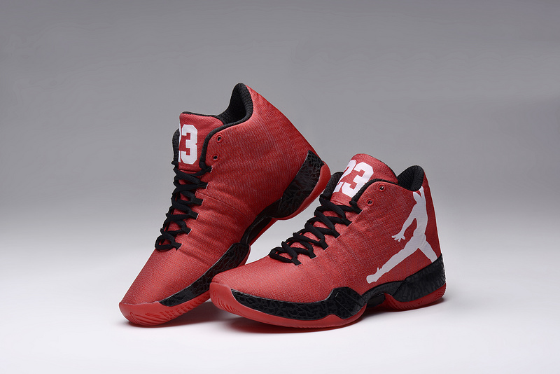 2015 Jordan 29 Red Black Lovers