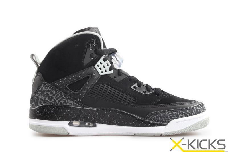 New 2015 Air Jordan 3.5 Black White Shoes