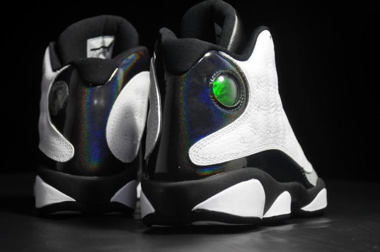 2015 New Air Jordan 13 Grey Black