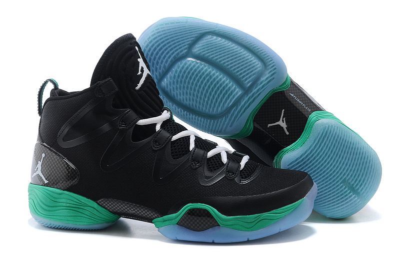 air jordan 28 black blue