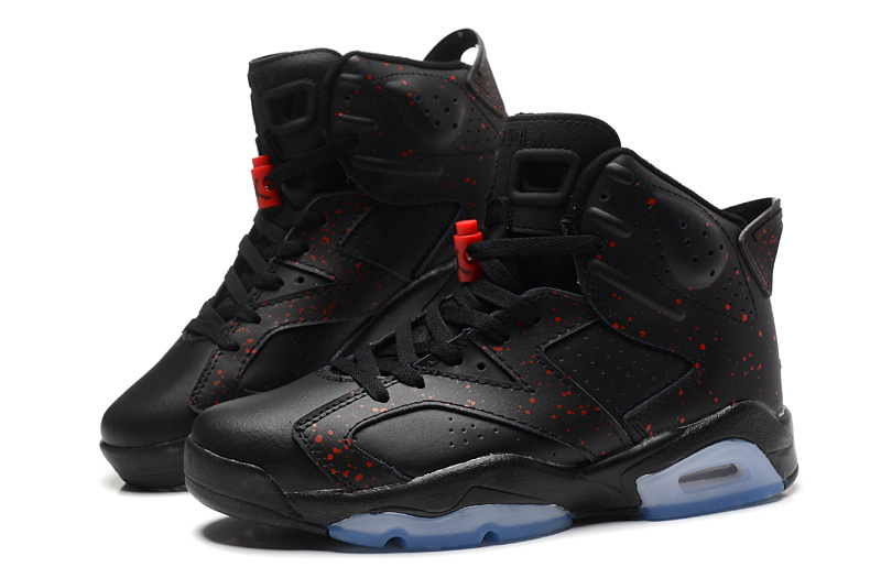 2015 New Jordan 6 All Black