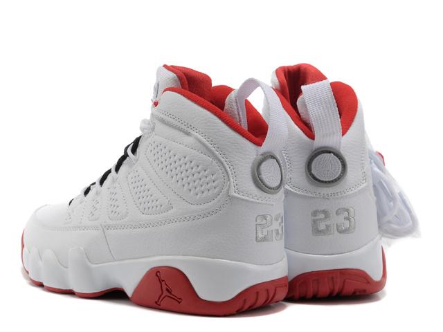white jordans 9