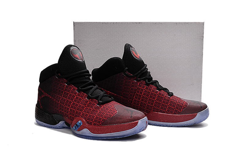 2016 Air Jordan XIII Deep Red Black Shoes