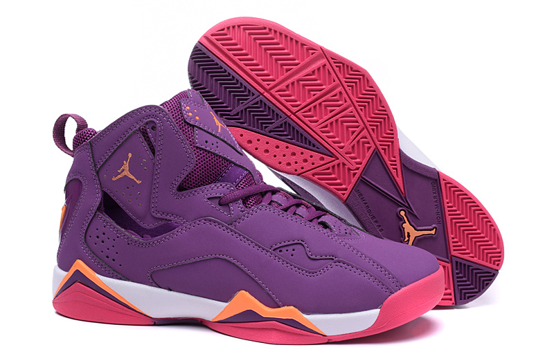 check out 55533 7831c ... air jordan retro 7 purple gold . ...
