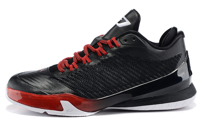 Nike Jodan CP3 8 Black Red Shoes