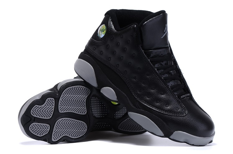 New Air Jordan 13 Doernbeacher Shoes Black Grey