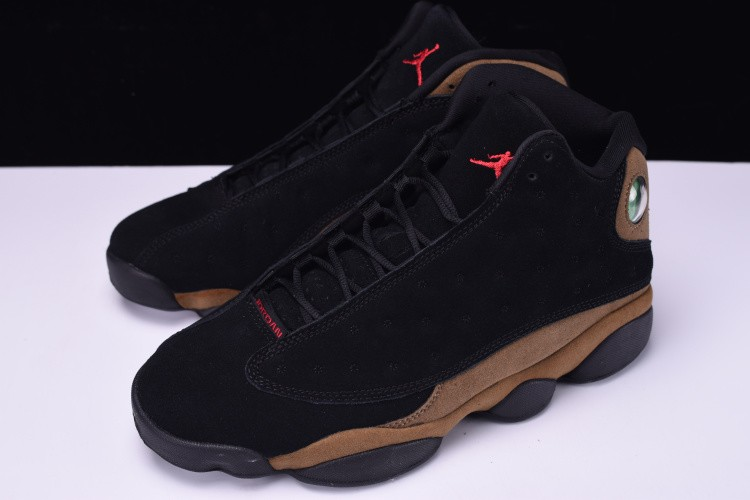air jordan 13 retro olive black true red light olive shoes