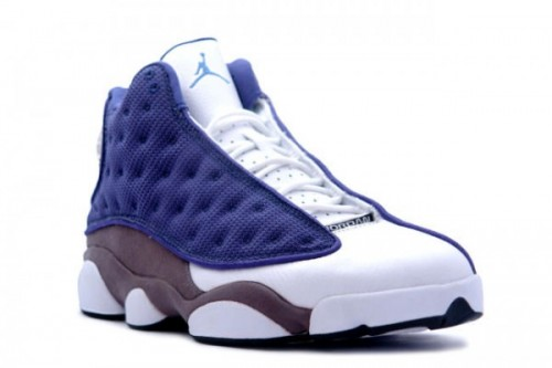 classic air jordan 13 carolina blue flint grey white shoes